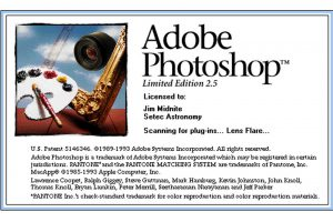 Photoshop 2.5